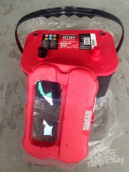 Optima Battery @ Red Top